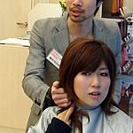 1. 髪質のダメージ診断